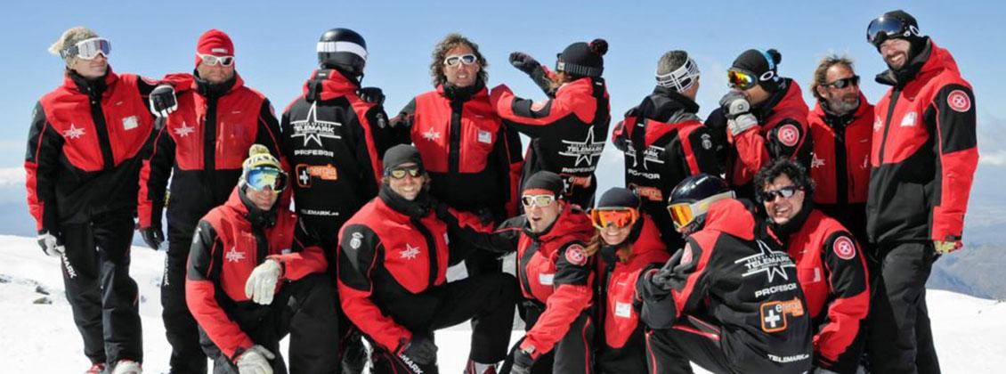 clases de esqui en sierra nevada
