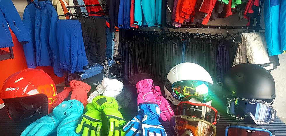 alquiler ropa de esqui sierra nevada