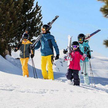 alquiler de esquís en Granada